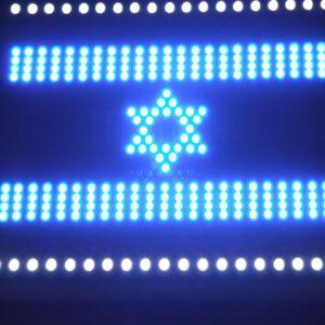 Флаг светодиодных фонарей