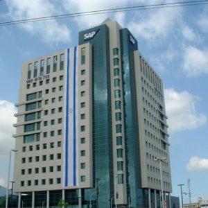 דגל ישראל לבניין
